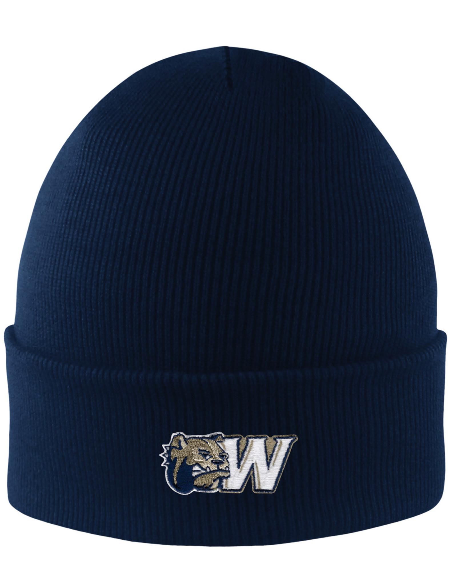 Logo Fit North Pole Knit Cuff Hat