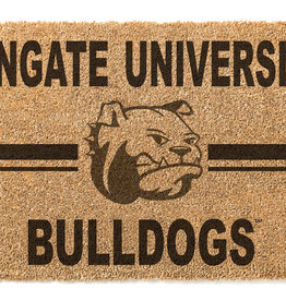 K&H Jardine 18x30 Doormat Wingate University Bulldogs (ONLINE ONLY)