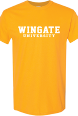 Gildan Gold Wingate University SS Tee