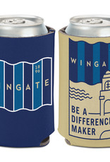 Wincraft Be A Difference Maker Flag Double Sided Collapsible Koozie