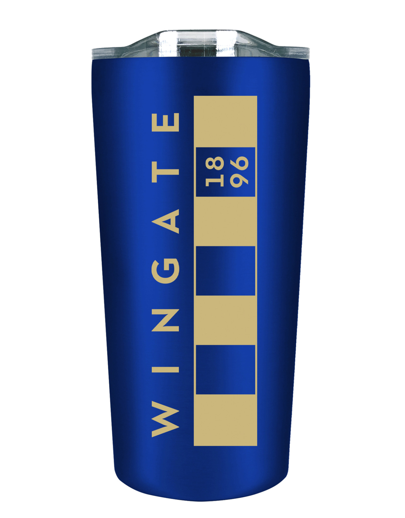 The Fanatic Group DROP SHIP 18oz Stainless Soft Touch Tumbler Vegas Bar Flag (ONLINE ONLY)