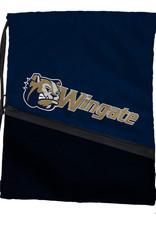 Logo Brands Dog Head Wingate Tilt Backsack
