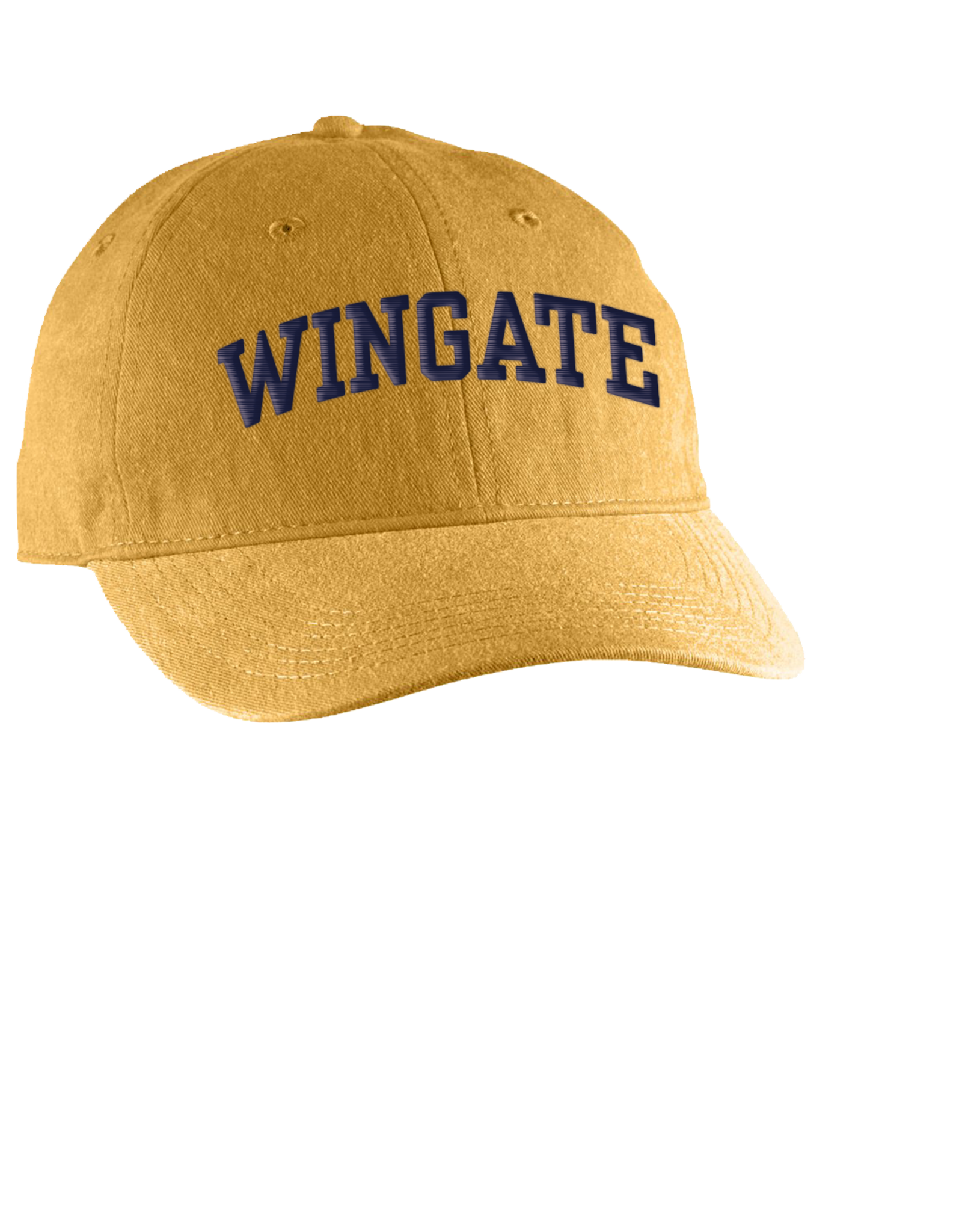 Comfort Colors Wingate Mustard Relaxed Adjustable Hat