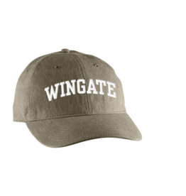 Comfort Colors Khaki Wingate Relaxed Adjustable Hat