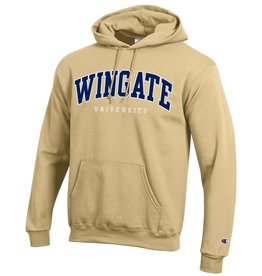 Champion Vegas Powerblend Fleece Wingate University Hood