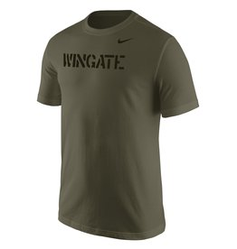 Nike Military Olive Wingate Cotton SS Tee