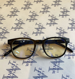 Black Frame Blue Light Block Glasses