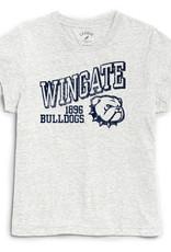 League Oatmeal Intramural Crew  Wingate 1896 Bulldogs New Head SS Tee