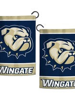 Wincraft 12.5 x 18 Double Sided Garden Flag New Dog Head Wingate
