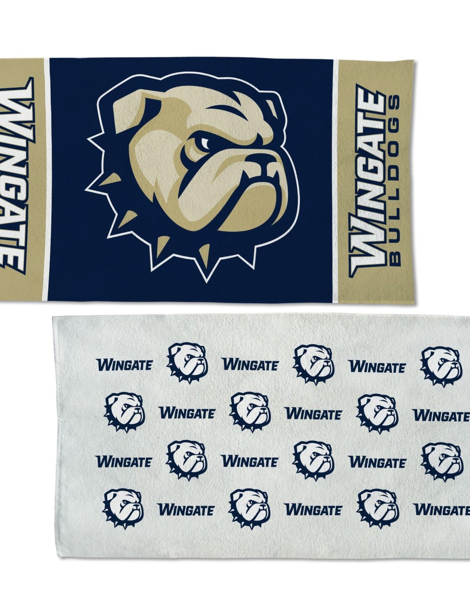 Wincraft 22 x 42 Wingate Bulldogs New Sports Locker Room Towel