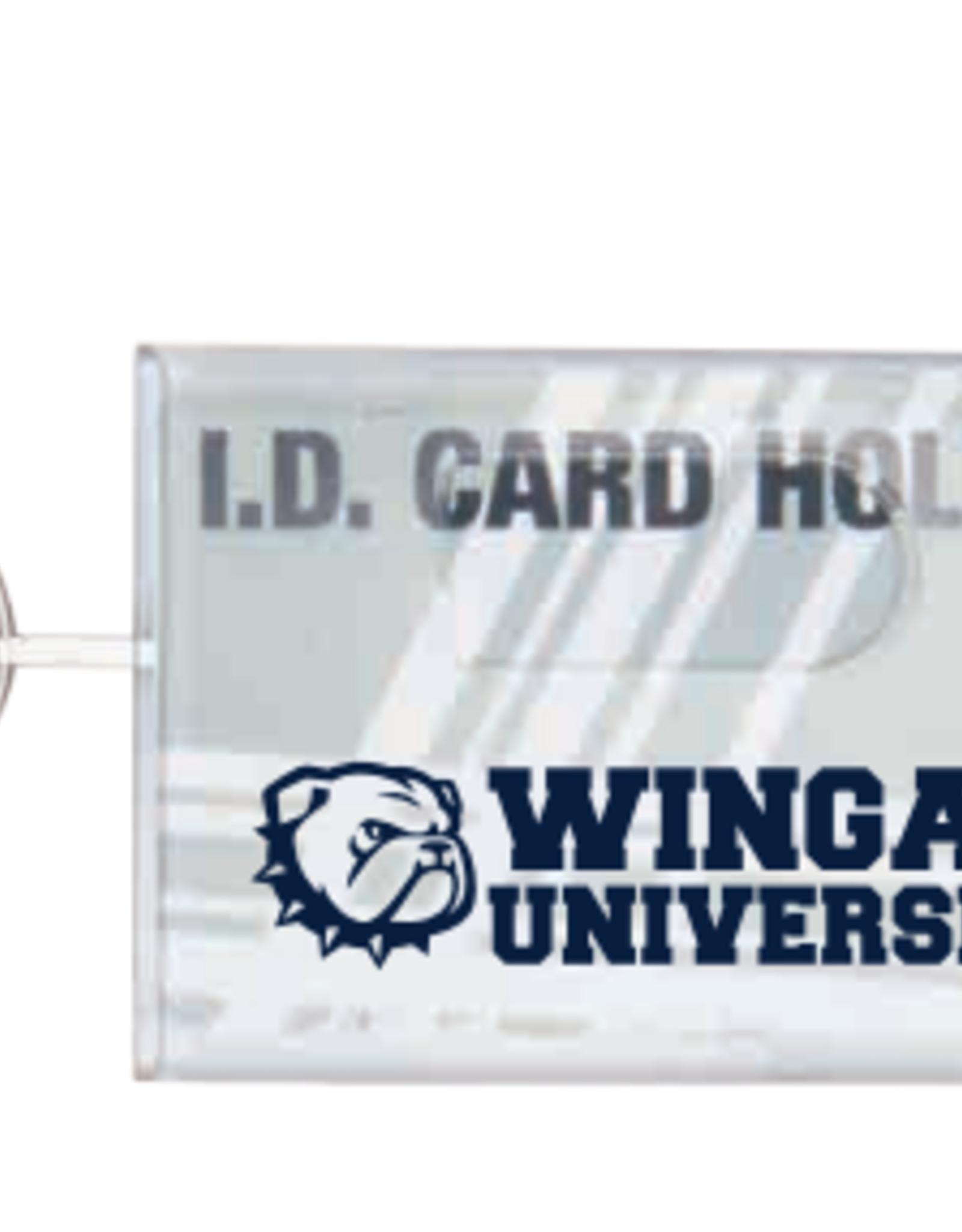 ID Holder New Dog Head Wingate University