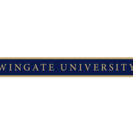 Collegiate Pacific 6 x 48 Wingate University Banner