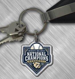 CDI Baseball Championship Acrylic Key Tags