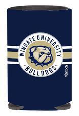 MCM New Dog Head Wingate University Bulldogs Koozie