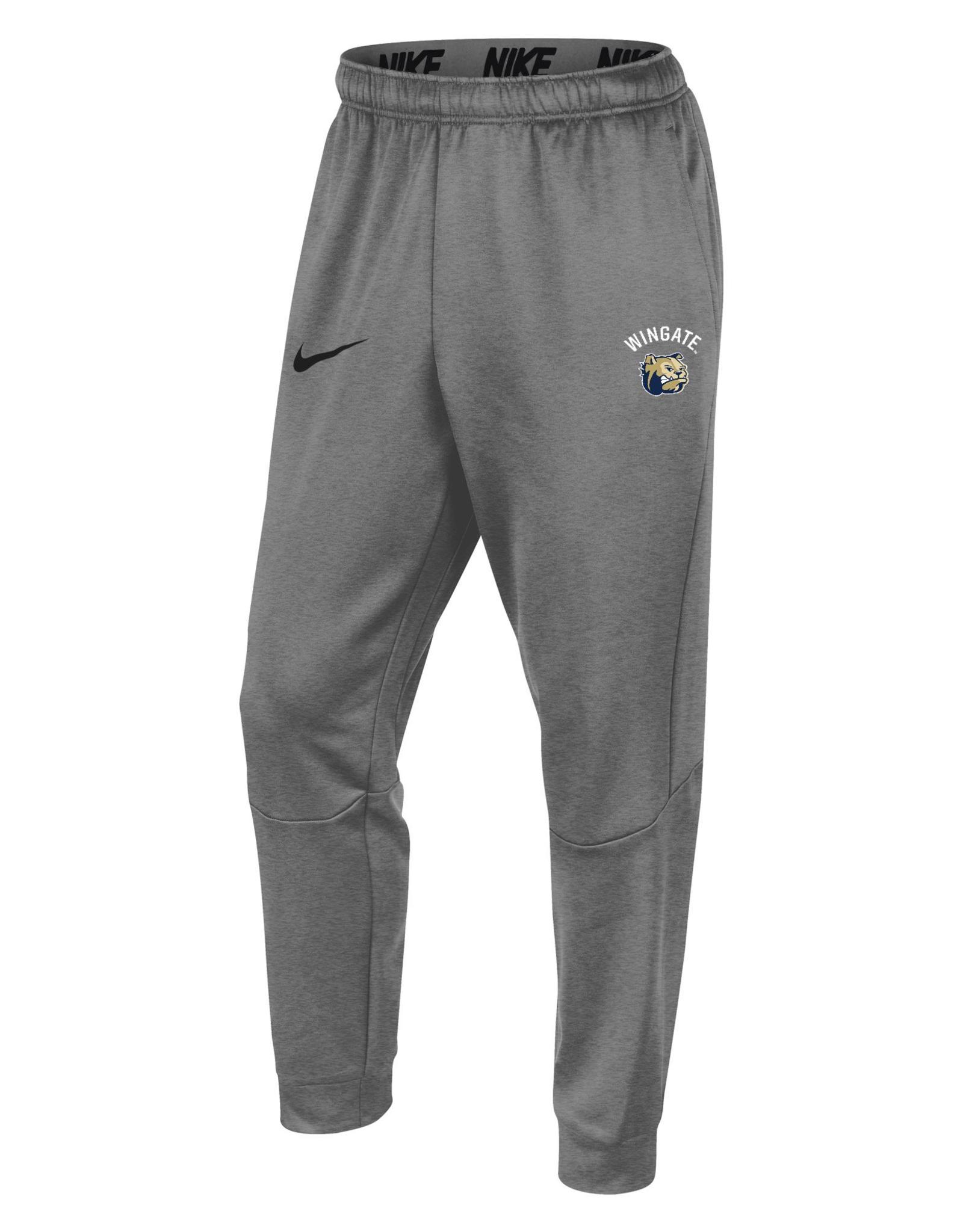 Nike Grey Therma Tapered Pants