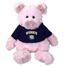 """Mascot Factory 9"""" Pig Cuddle Buddy Plush"""