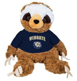 """Mascot Factory 9"""" Sloth Cuddle Buddy Plush"""