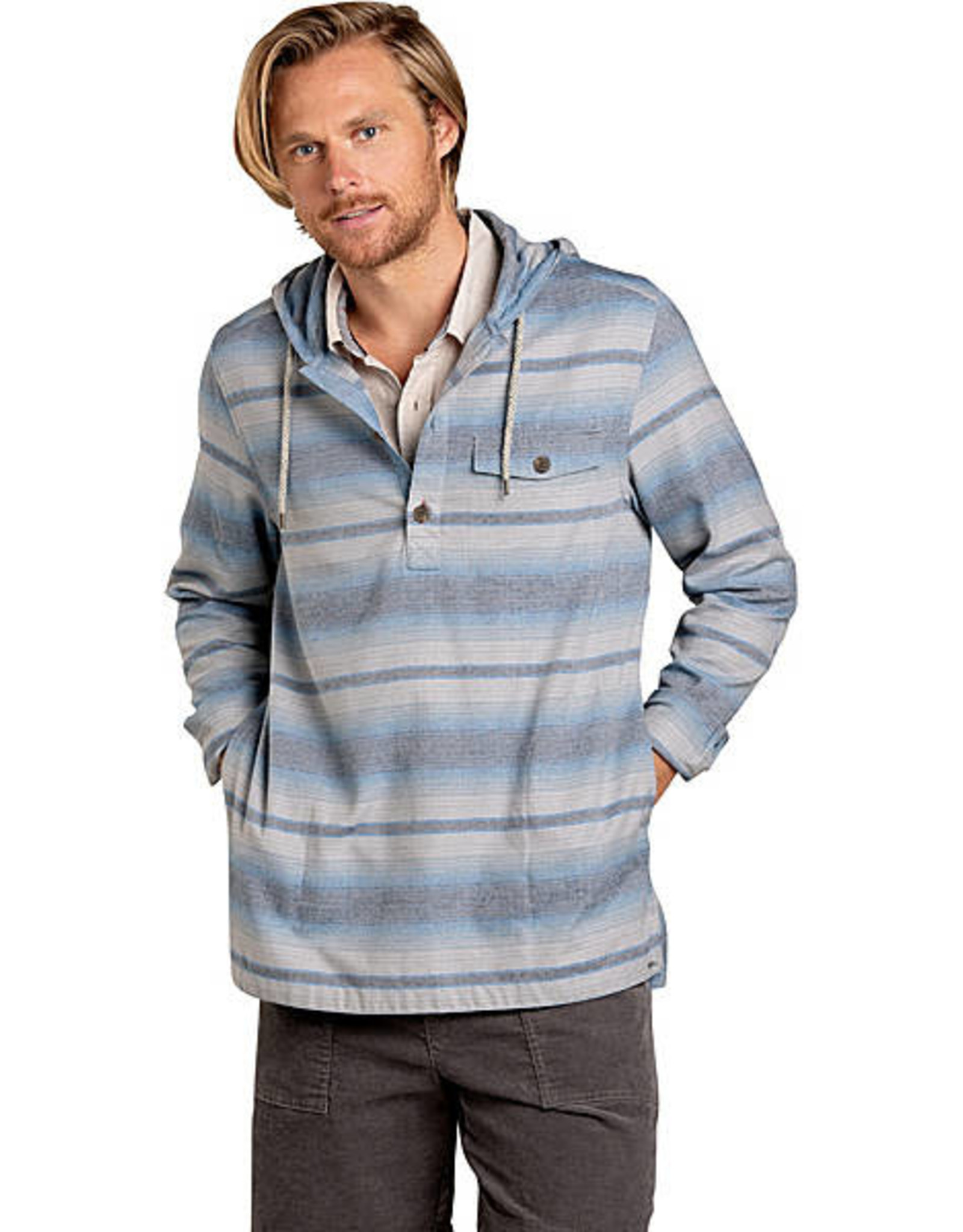 Toad&Co Barrel house hoodie