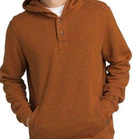 Prana Trawler hooded long sleeve henley