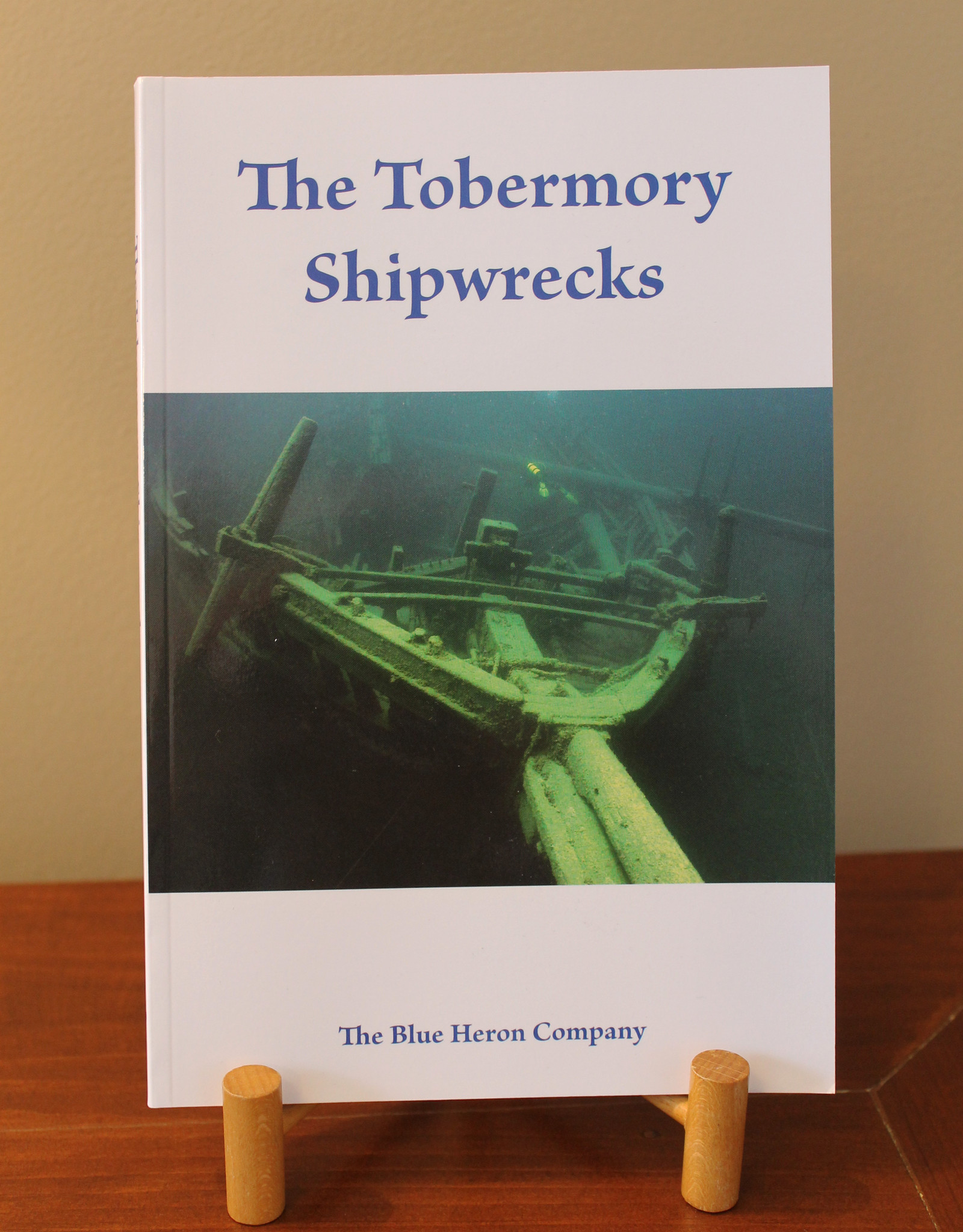 Tobermory Shipwrecks Book