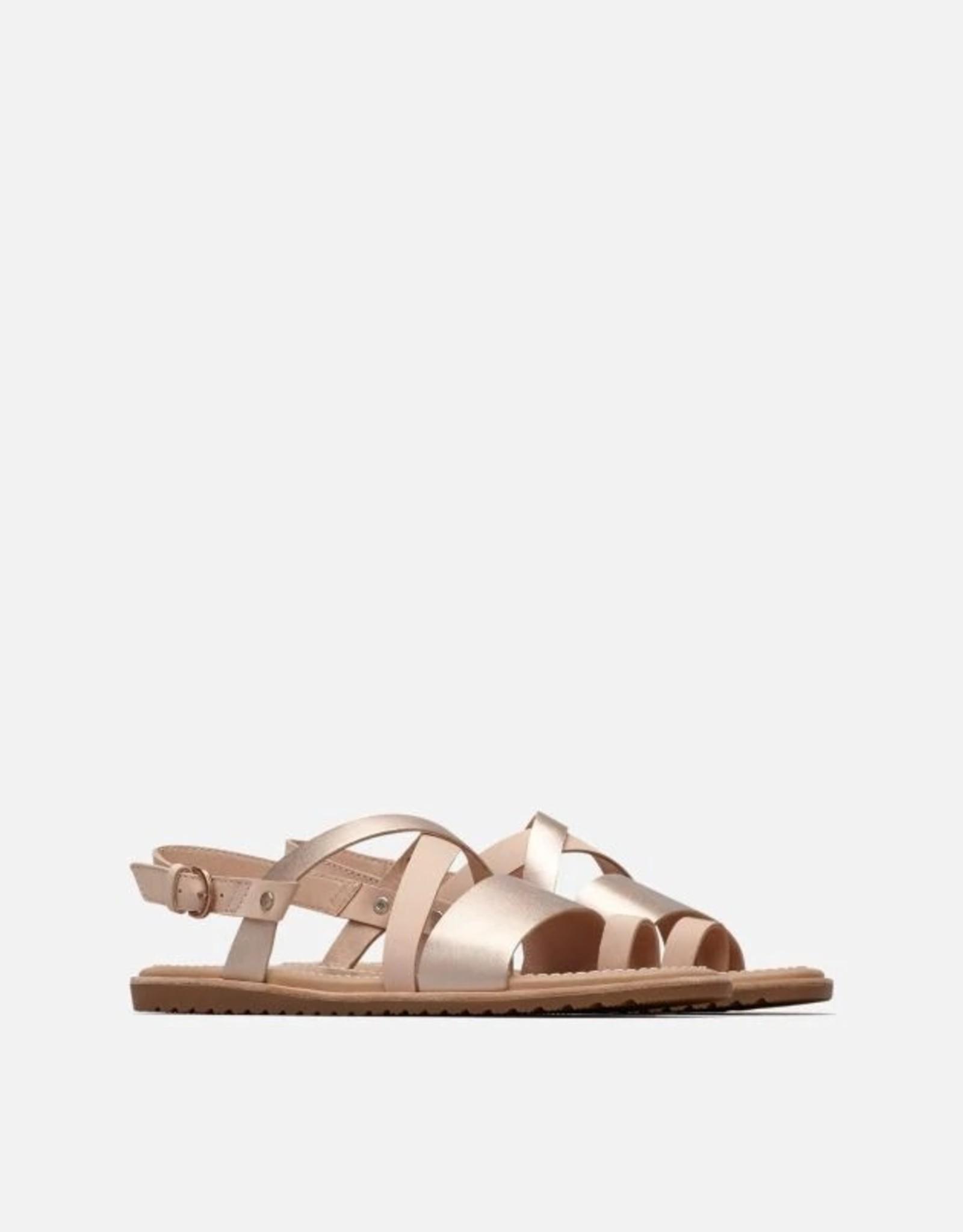 Ella criss cross sandal