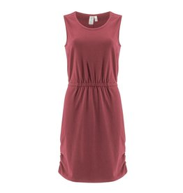 Aventura Globetrotter Dress Earth Red