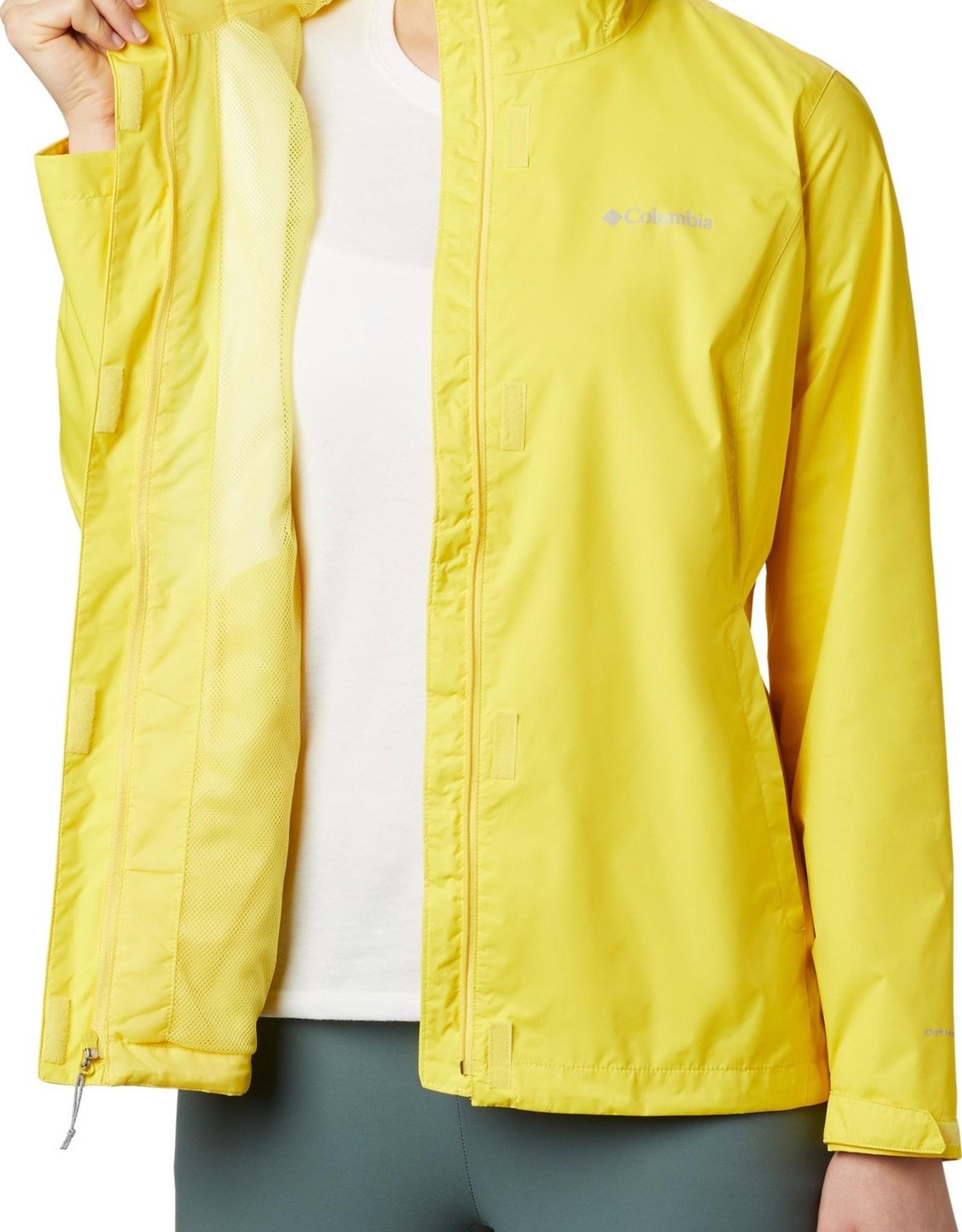 Columbia Arcadia  II Jacket Buttercup