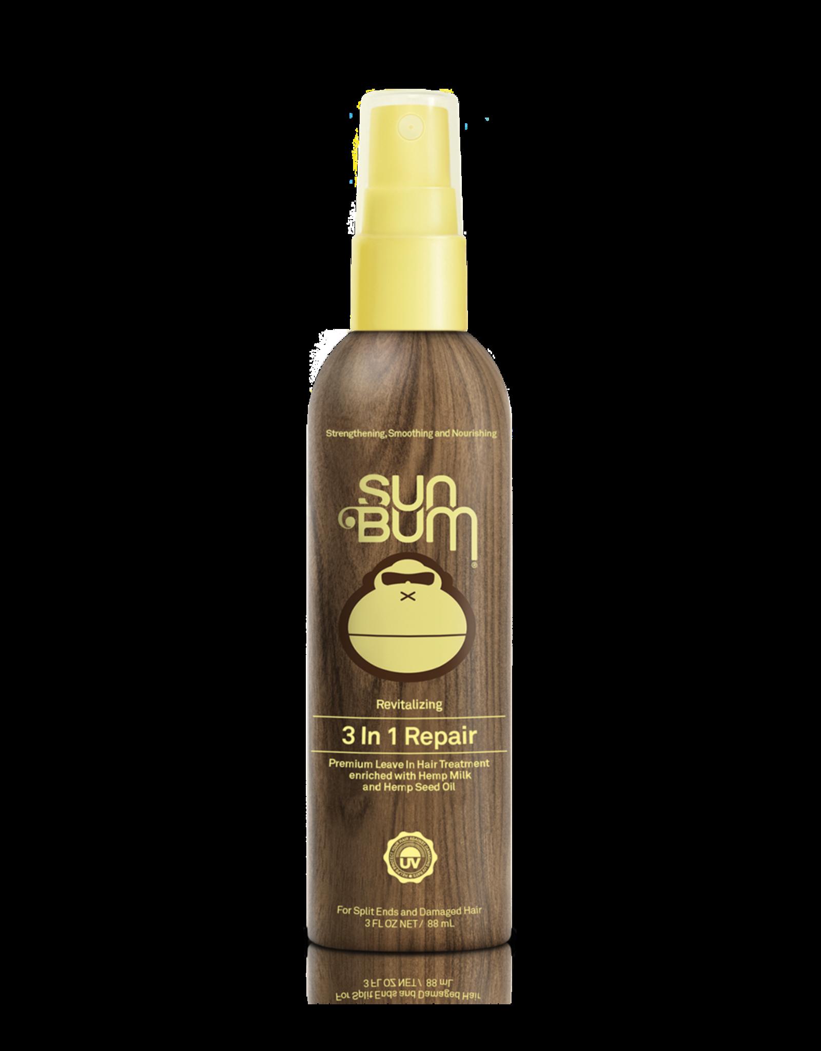 Sun Bum 3 In 1 Leave In