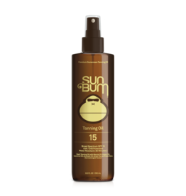 Sun Bum SPF 15 Sunscreen Tanning Oil