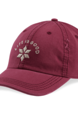 Life Is Good LIG Star Sunwashed Chill Cap