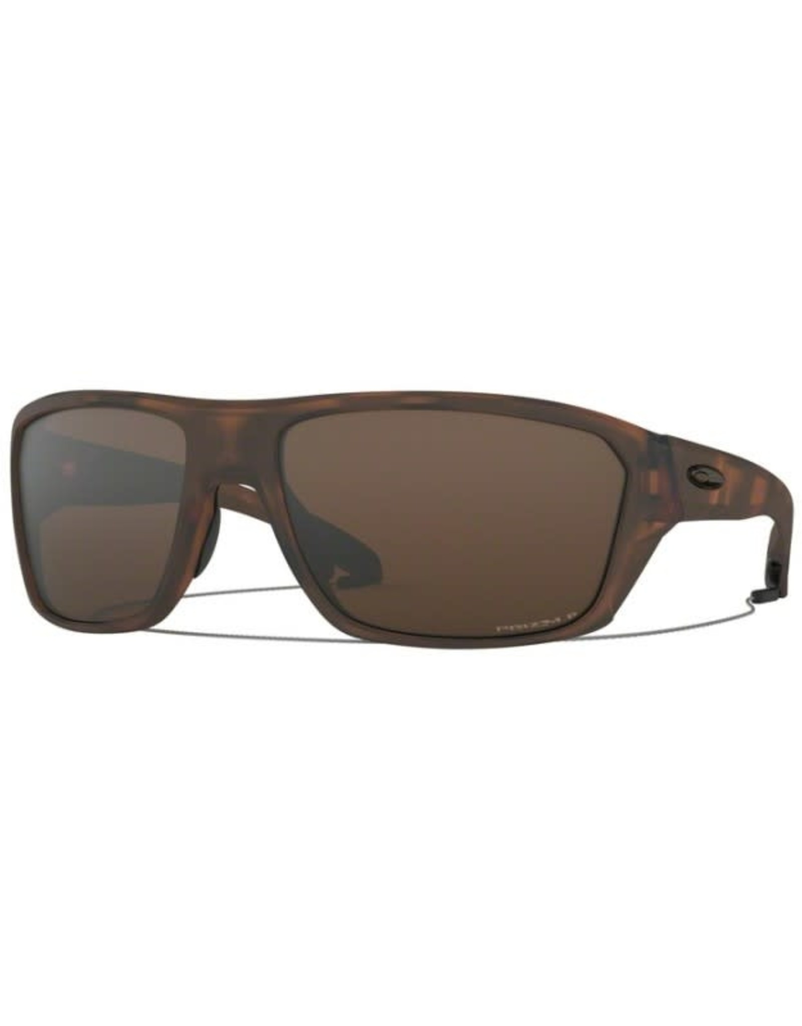 Oakley SPLIT SHOT Matte Brown Tortoise, Prizm Tungsten Iridium Poalrized