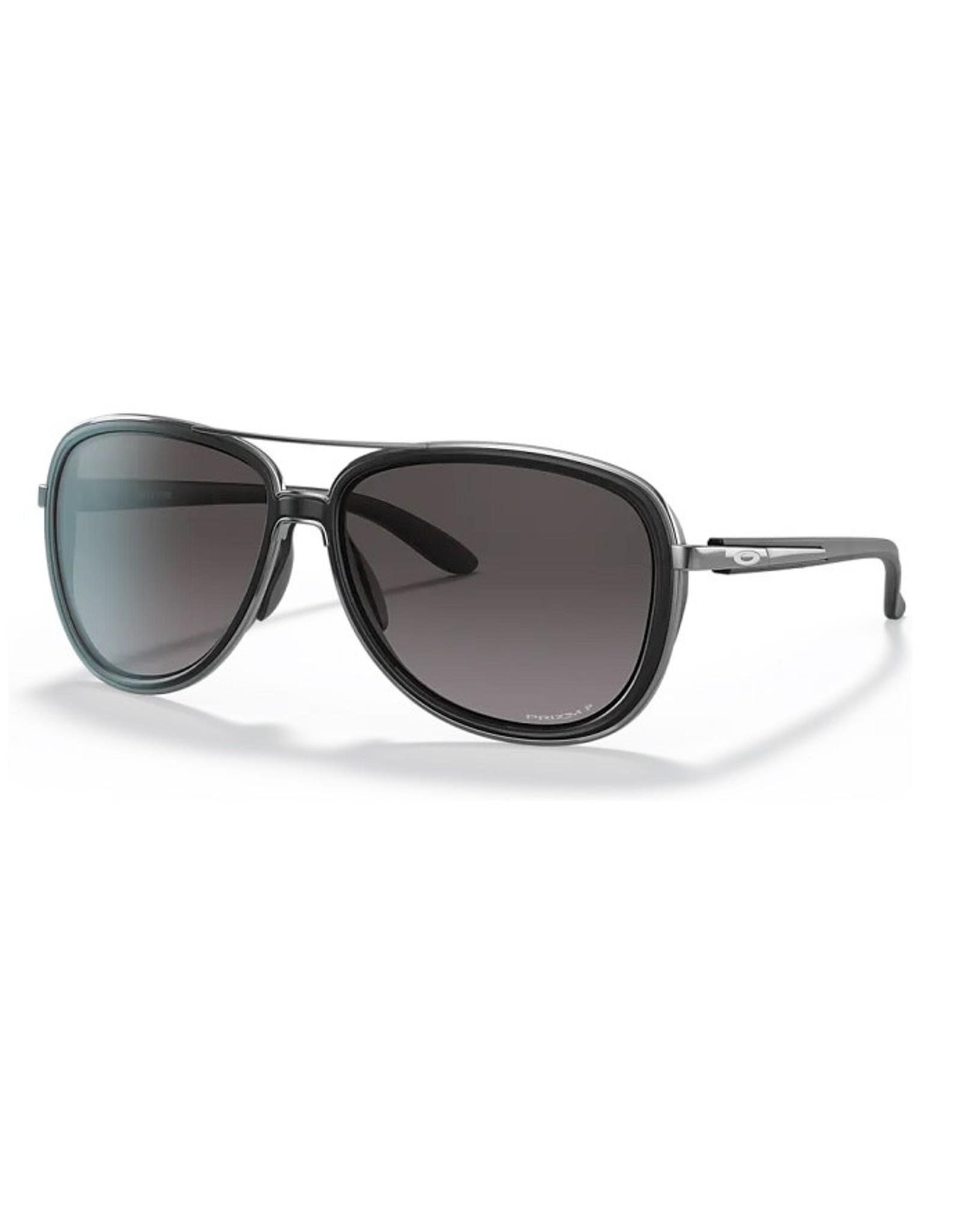 Oakley SPLIT TIME Velvet Black, Prizm Grey Gradient