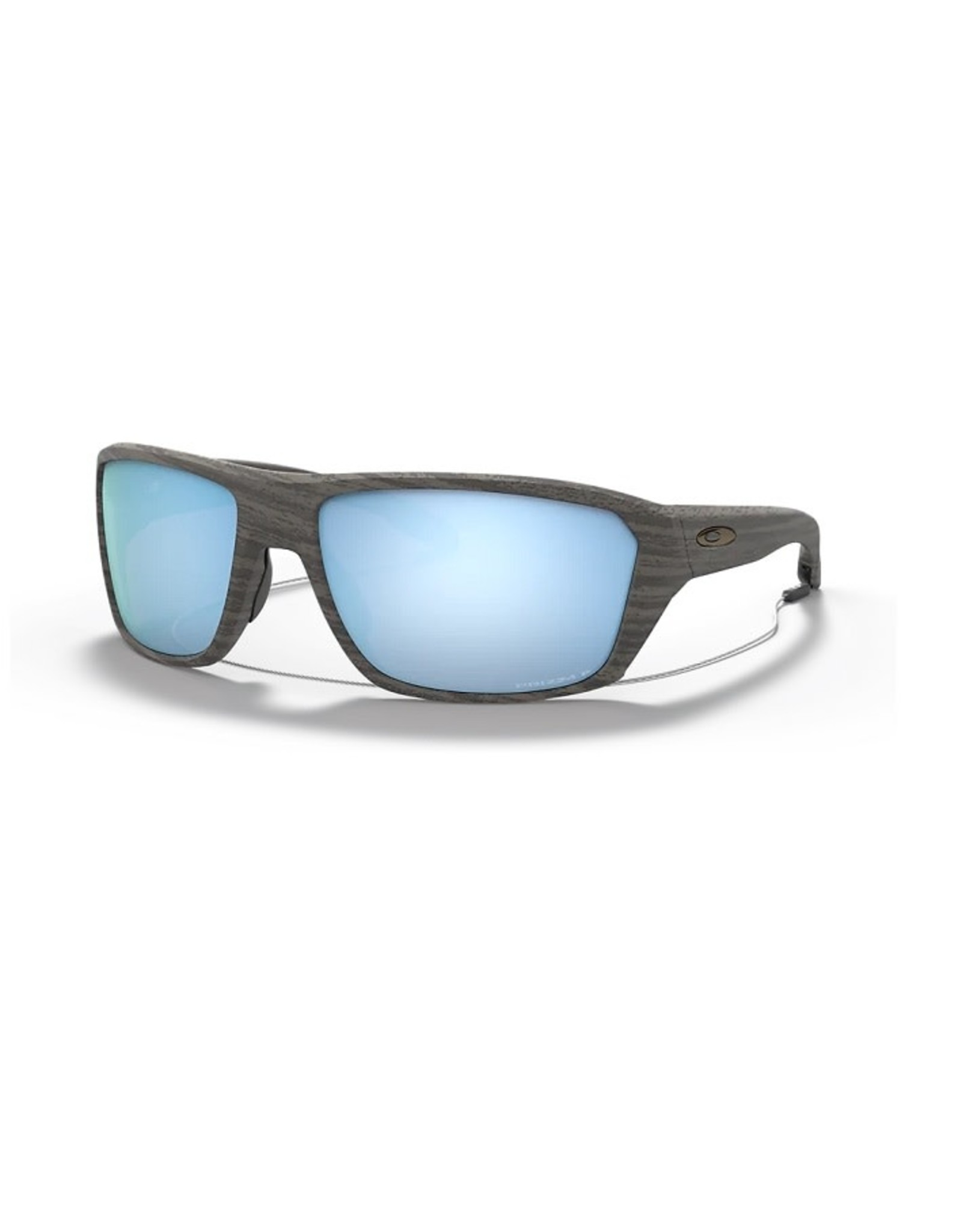 Oakley SPLIT SHOT Woodgrain, Prizm Deep Water Polarized