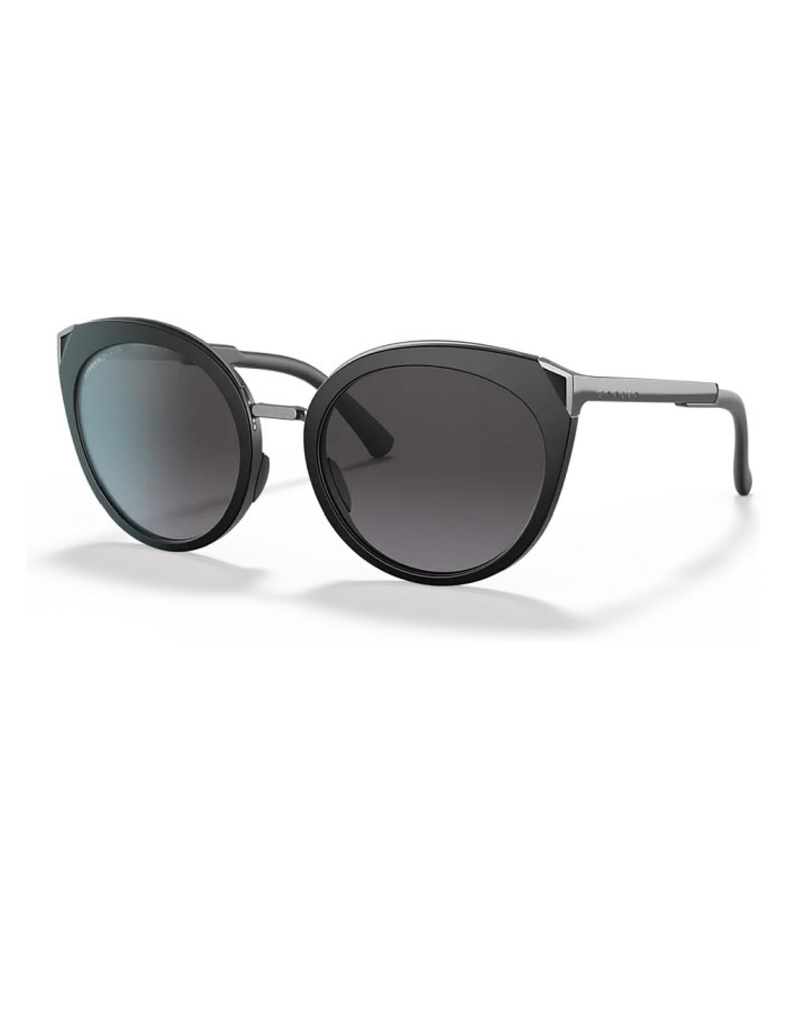 Oakley TOP KNOT Velvet Black, Prizm Grey Gradient