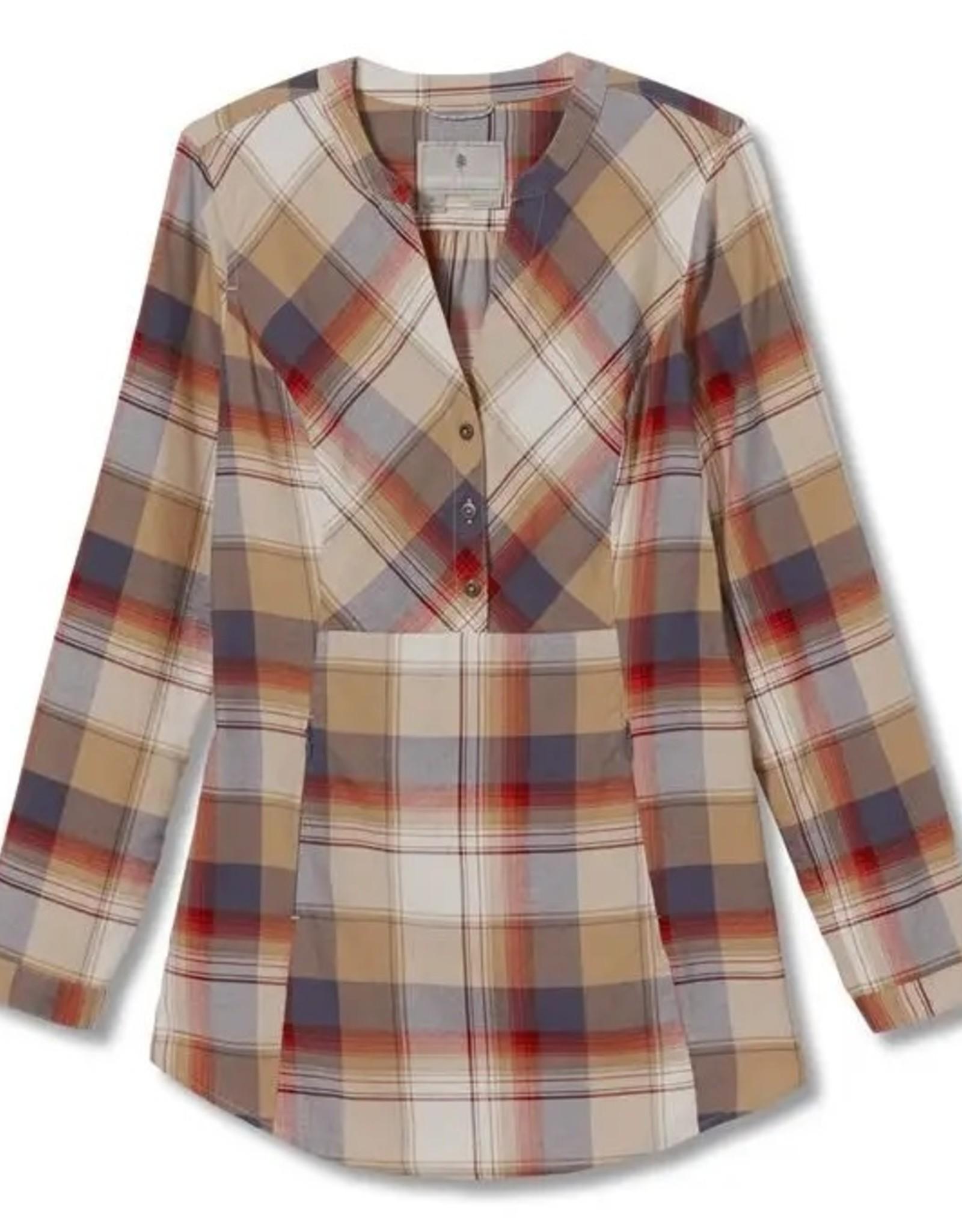 Royal Robbins Dream Trekker Pullover Flannel