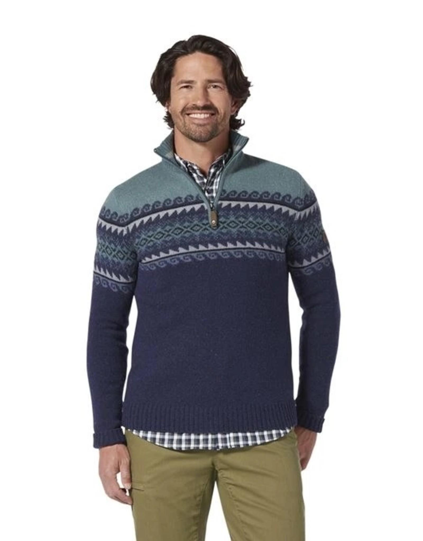 Royal Robbins Sequoia 1/4 Zip Sweater