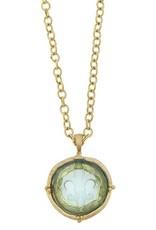 Faire- Susan Shaw Venetian Glass Necklace