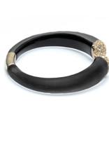 ALEXIS BITTAR- Crystal Encrusted Pave Brake Hinge Bracelet