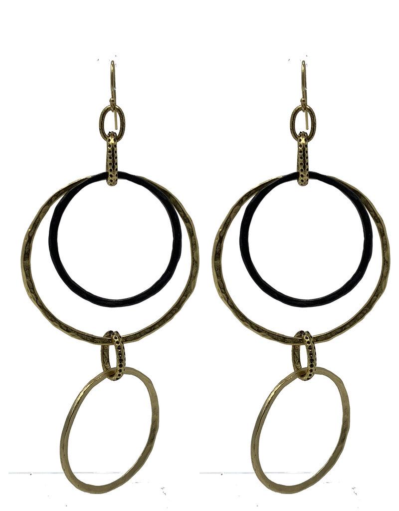 DW Diana Warner - Paige Crazy Hoops