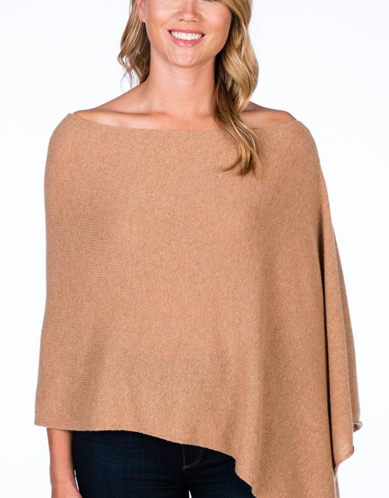 Alashan - 4 Way Cashmere Topper