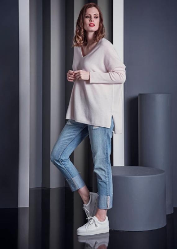 Brodie - Miss Darcey V-Neck Sweater