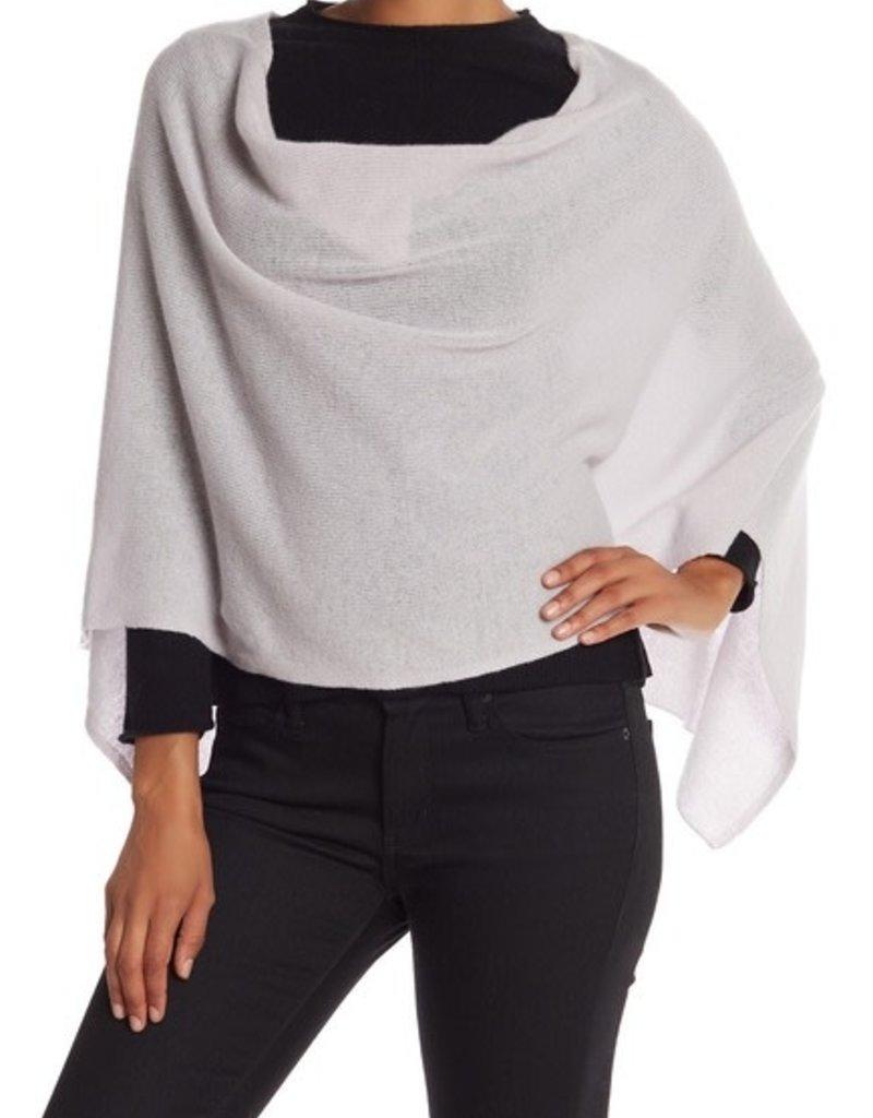 INCashmere Cashmere Dress Topper