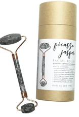 Indigo Faire Picasso Jasper Facial Roller