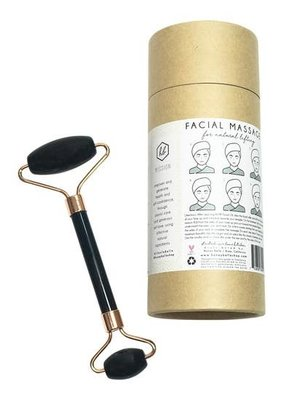 Indigo Faire Honey Belle - Black Obsidian Facial Roller