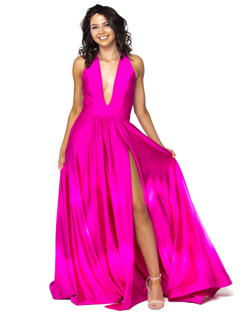 Jessica Angel  #385 Dark Fuchsia
