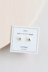 Citrine Mini Energy Gem