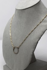 Holly Mills Holly Mills Eternal Circle Necklace N3