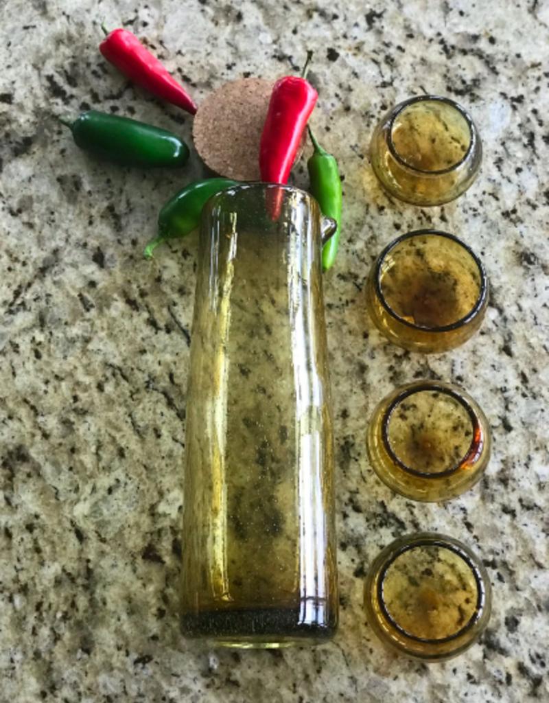Indigo Faire Verve Culture - Infuse - Mezcal & Tequila