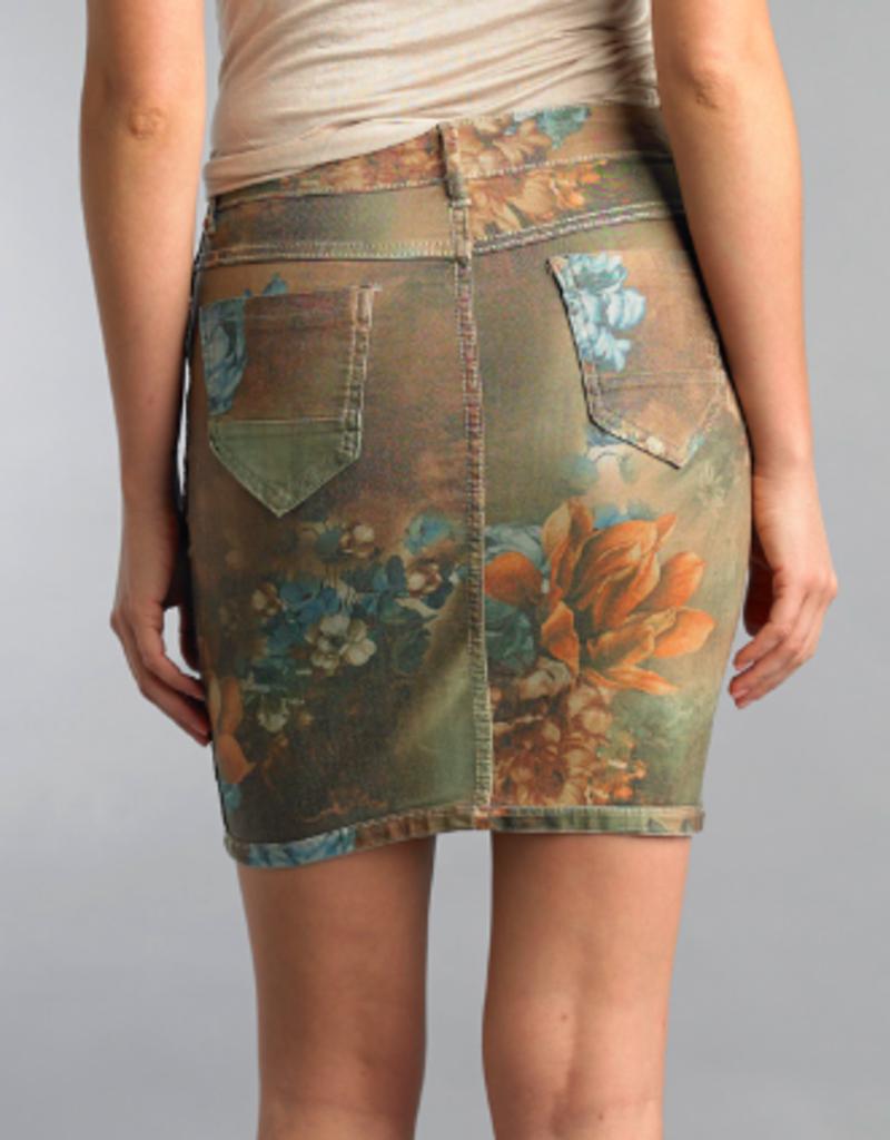 Tempo Paris Tempo Paris Reversible Skirt