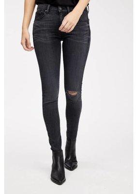 Socialite Faded L.A Wash Jeans Black